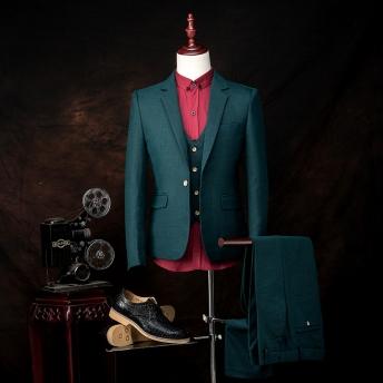 Verde-escuro-vestido-homens-vestidos-de-casamento-3-pe&ccedil