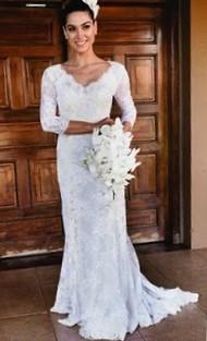 Vestido-de-casamento-da-atriz-Fernanda-Machado.