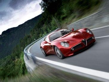 carro-vermelho-na-curva-wallpaper-22834
