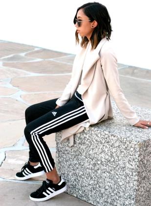 look-adidas-calca-preta-blazer