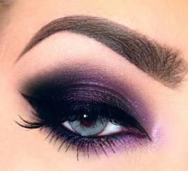 maquiagem-roxa-e-preta