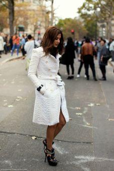 christine centenera casaco branco