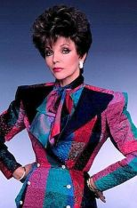 DYNASTY, Joan Collins as Alexis Carrington-Colby, 1981-1989. © Aaron Spelling Prod. / Courtesy: Everett Collection DO NOT PURGE EVER