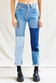 ab1c891b7081cede7696120ac700a84d--jeans-patchwork-recycled-denim