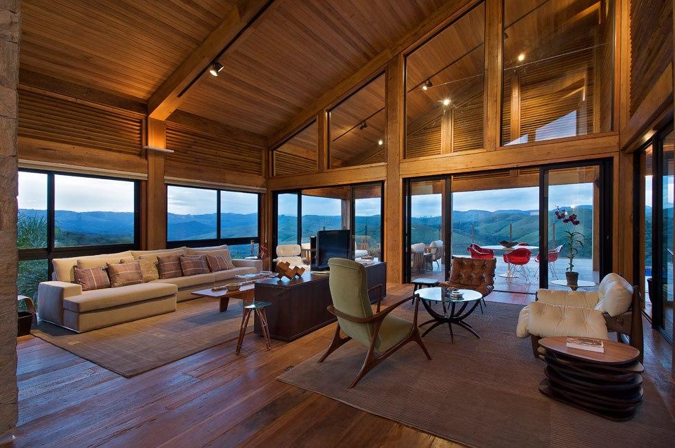 Interiores Casa De Campo Awesome Interiores Casas De Campo - Interiores-de-casas-de-campo