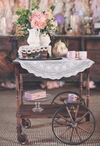vcc-Tea Cart