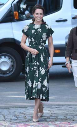 vestido-verde-floral-look-kate-middleton